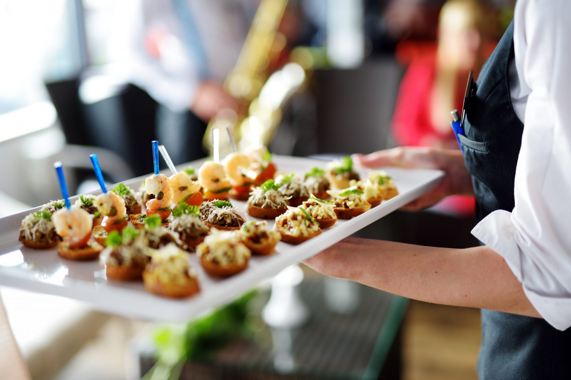 Contract Caterers