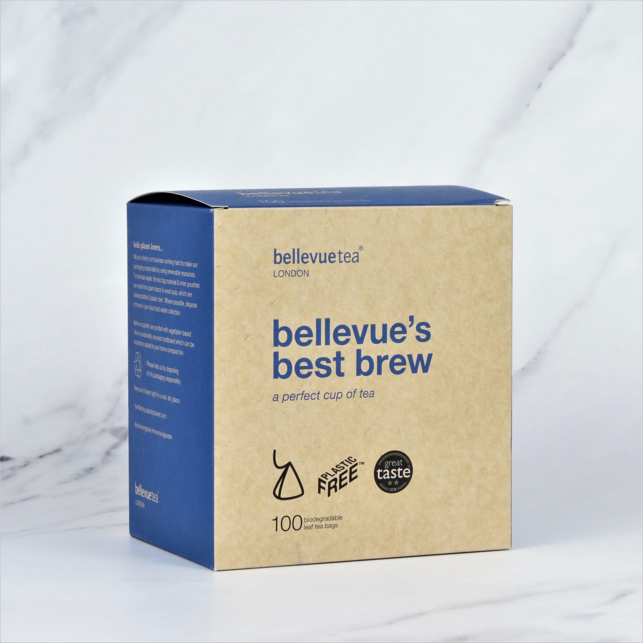 Bellevue Best Brew Tea x 100