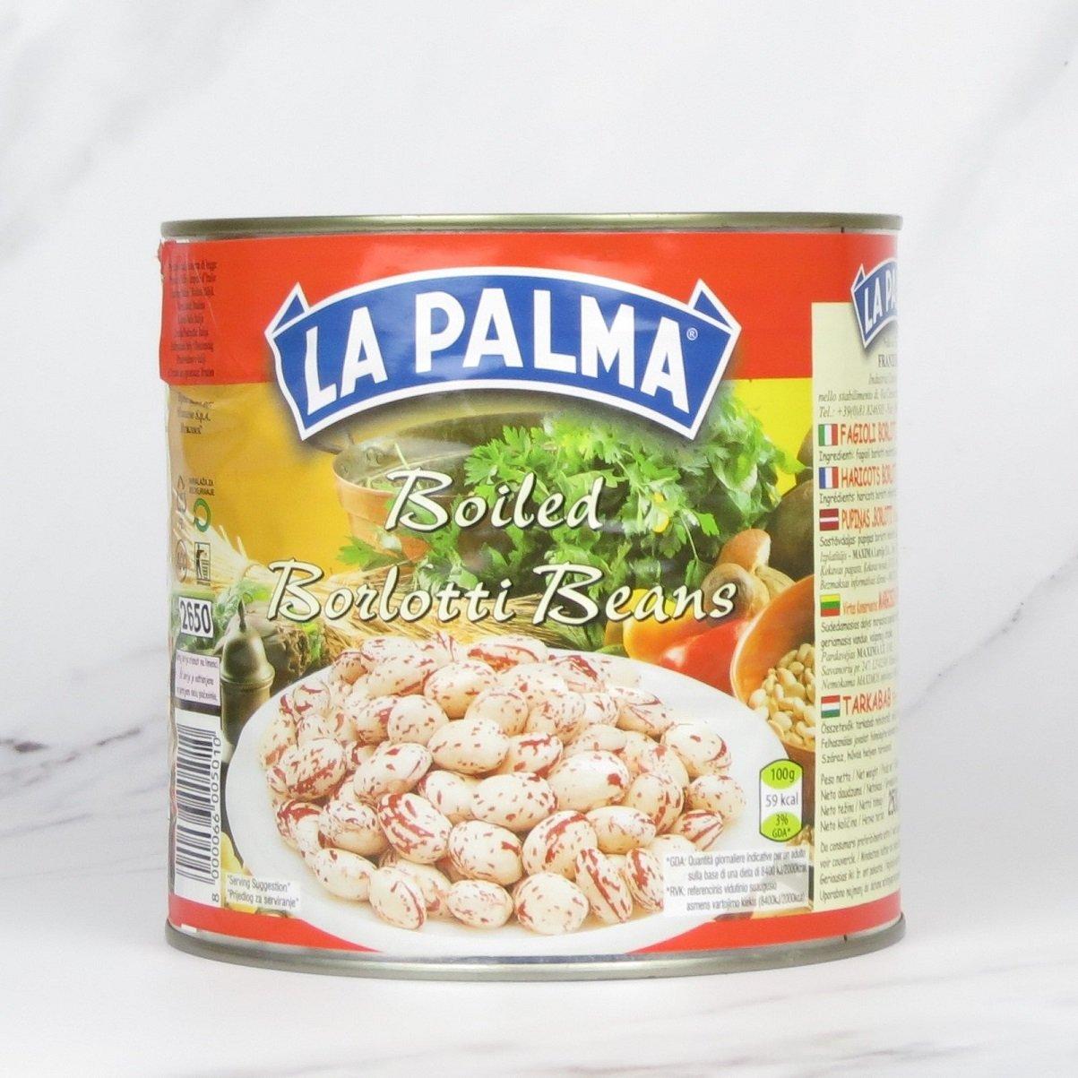 Borlotti Beans – 6 x 3kg