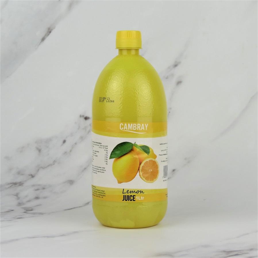 Lazy Lemon Juice – 6 x 1ltr