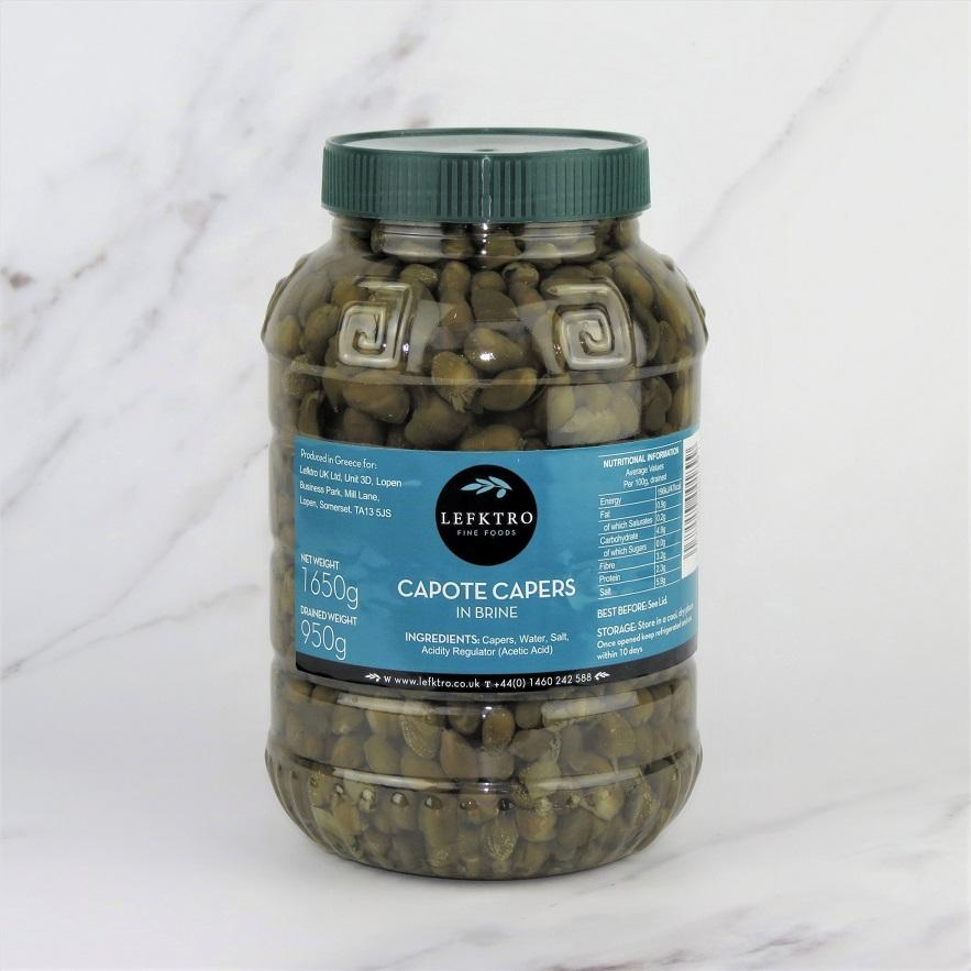 Capote Capers – 1.5kg