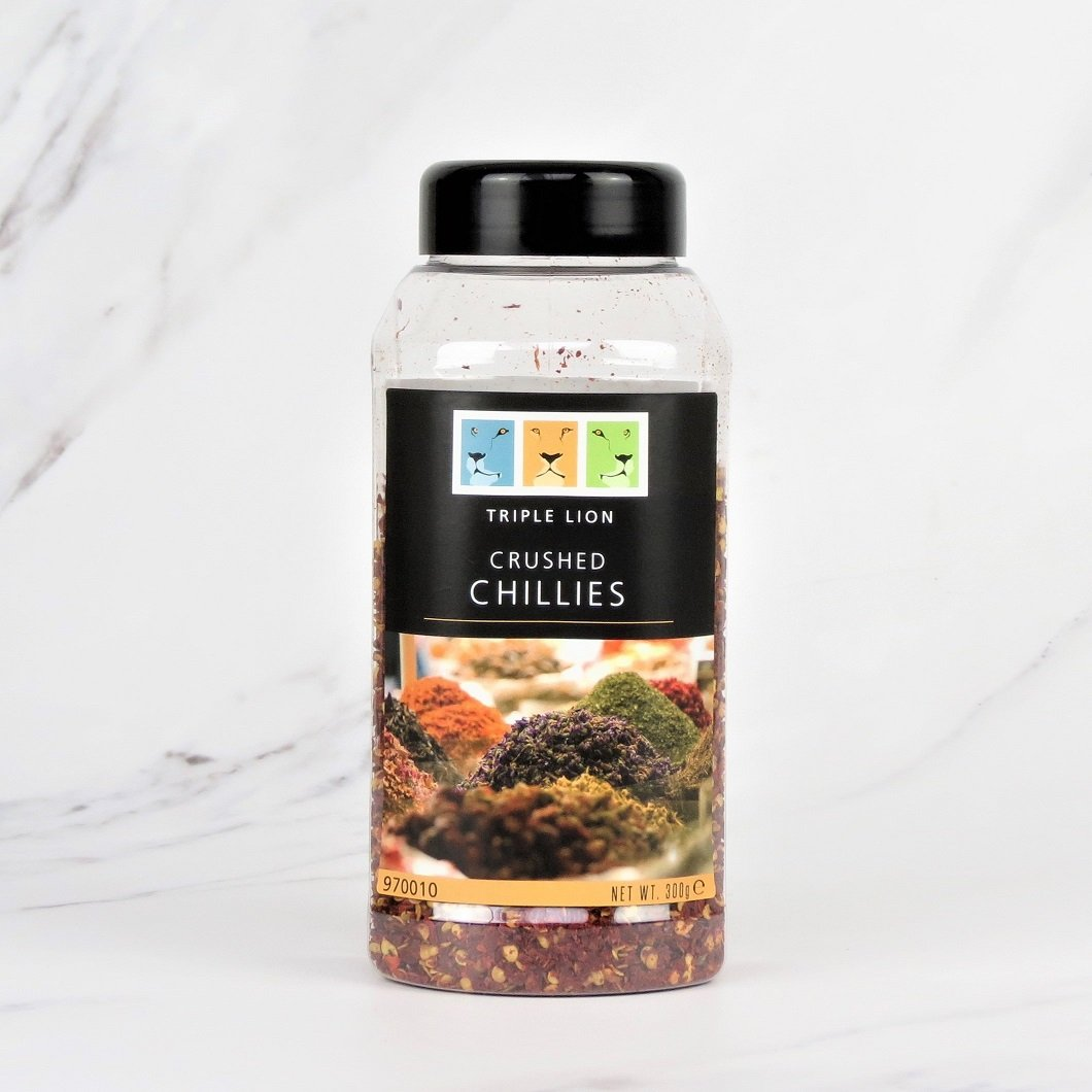 Crushed Chilli Flakes – 400g