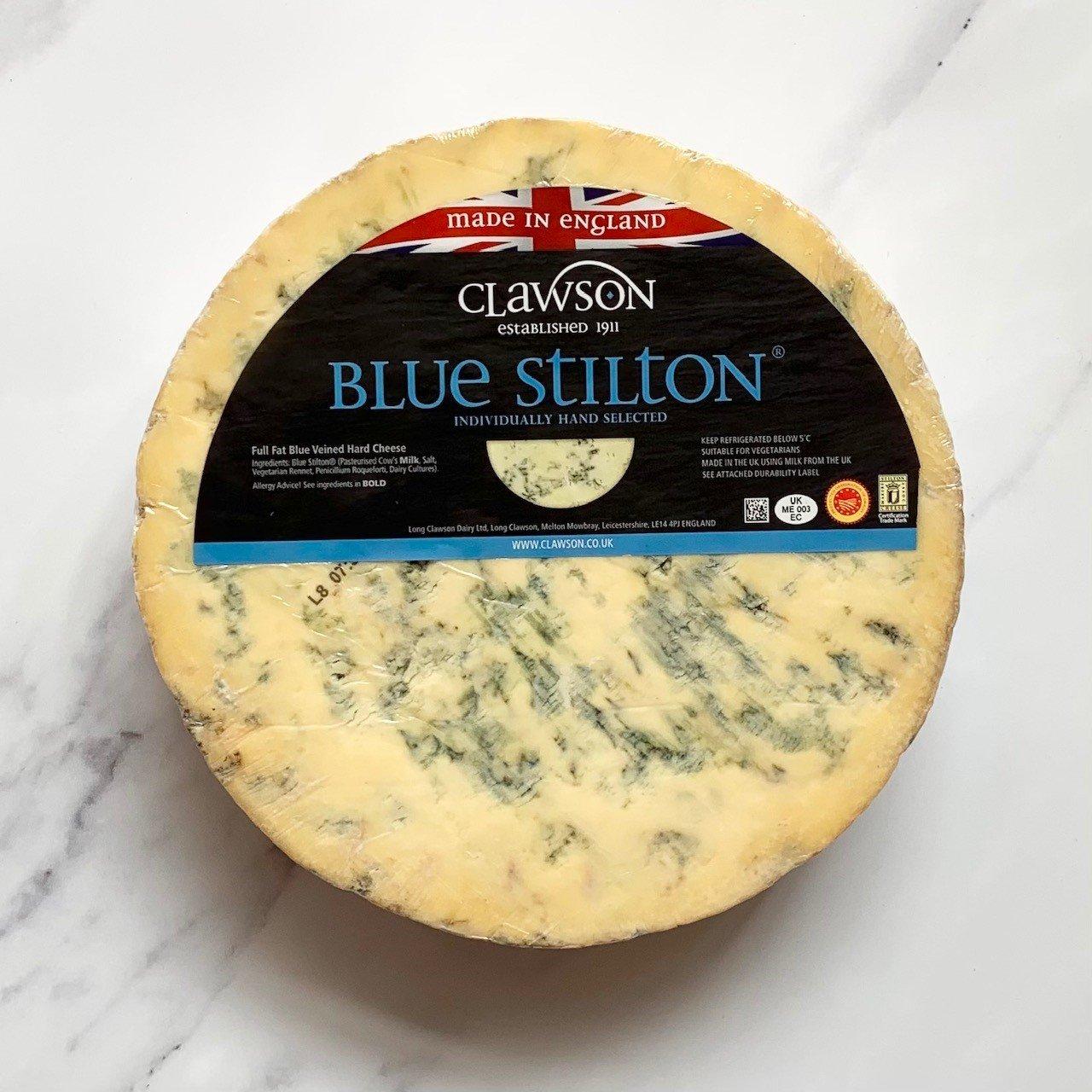 English Blue Stilton Wheel – 2.2kg (approx)