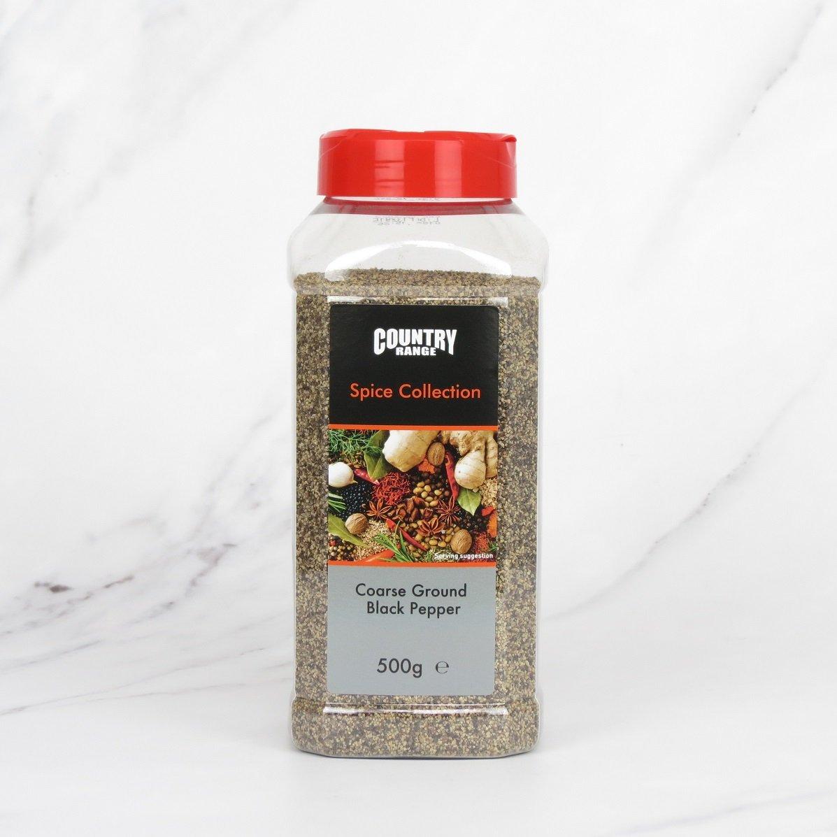 Coarse Ground Black Pepper – 500g