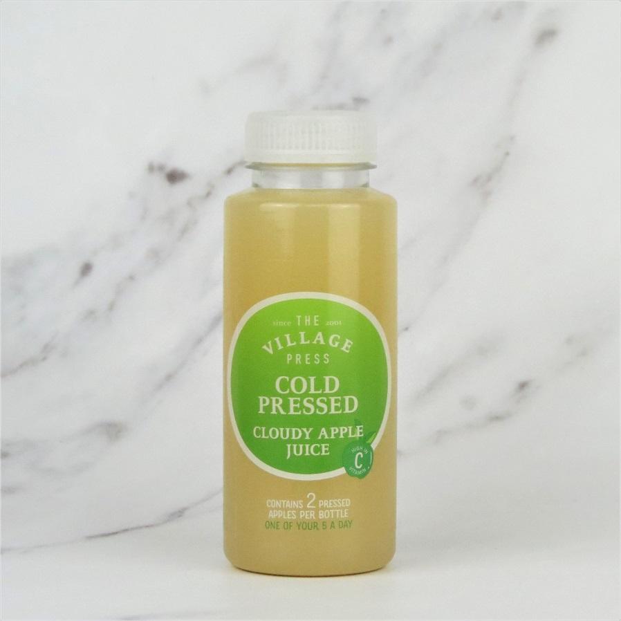 Coldpressed Apple Juice (The Village Press) – 12 x 250ml
