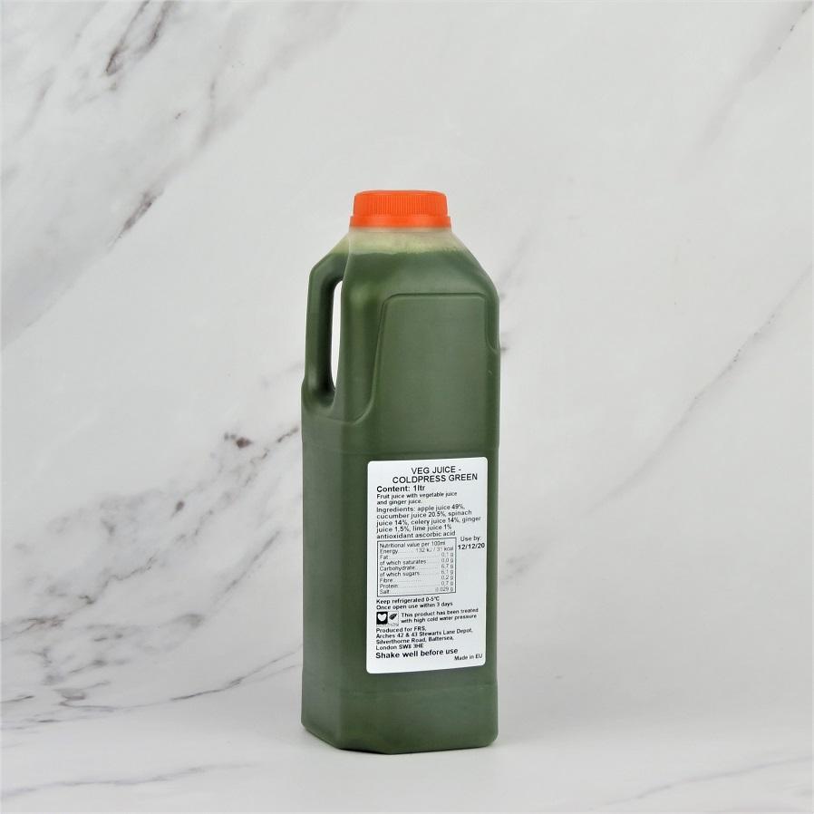 Coldpressed Green Juice – 1ltr