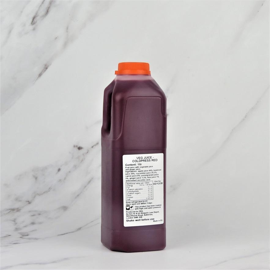 Coldpressed Red Juice – 1ltr