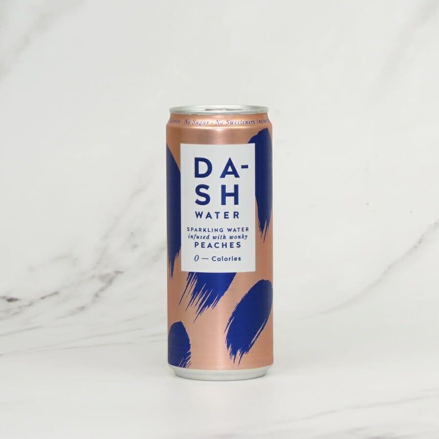 Dash Water Peach 12 x 330ml