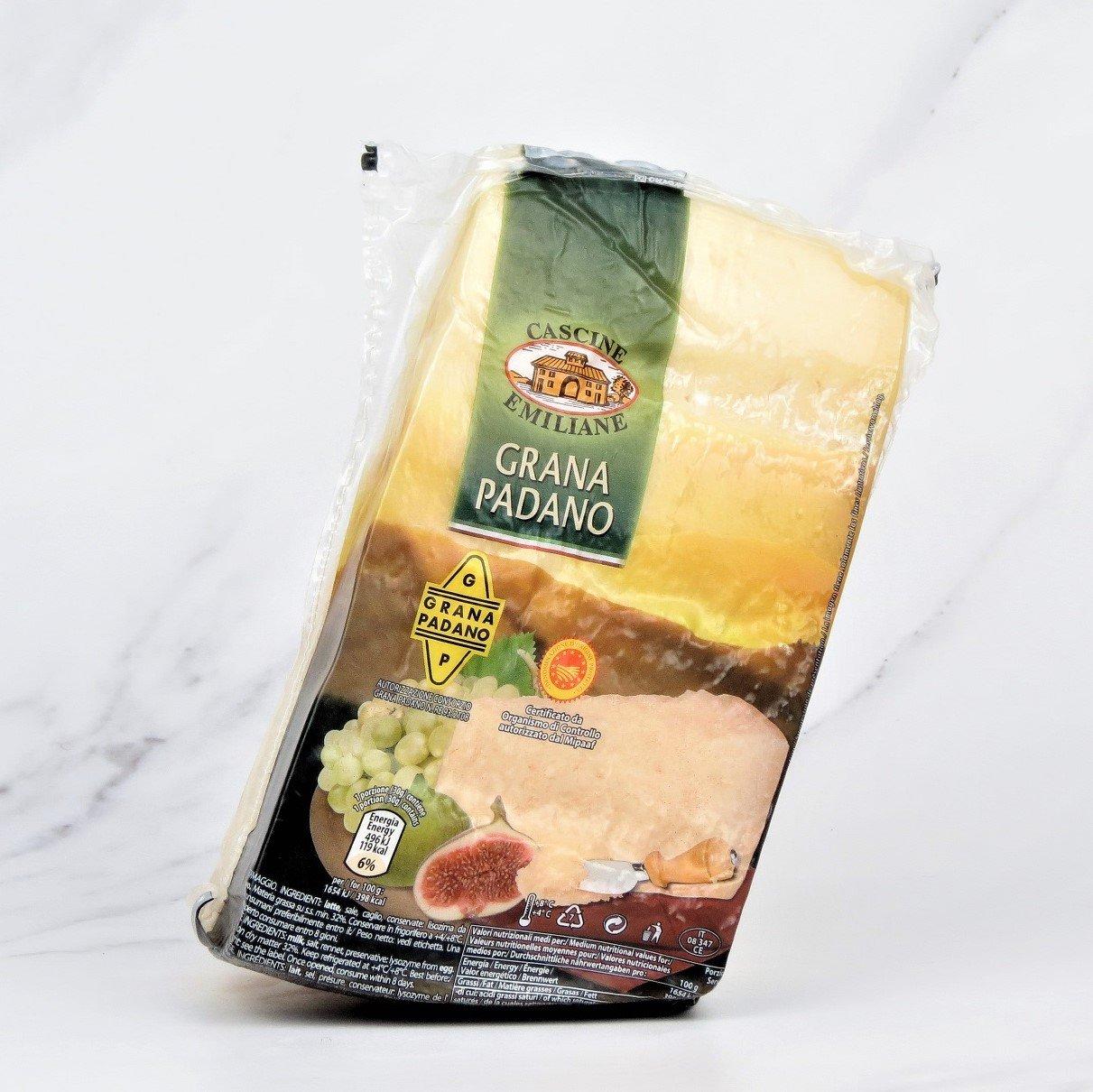 Grana Padano Parmesan Block – 1kg