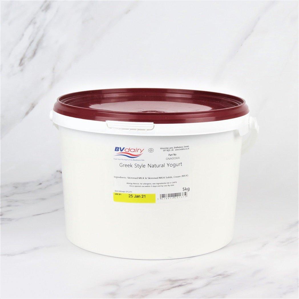 BV Dairy Greek Yoghurt – 5kg
