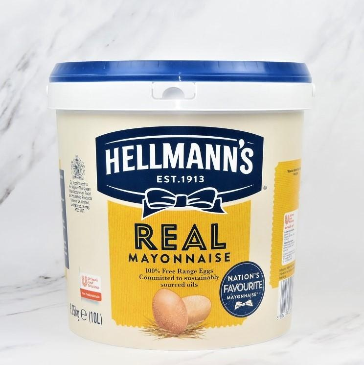Hellman's Mayonnaise – 10L