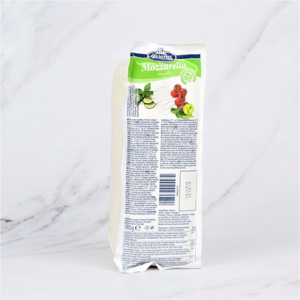 Mozzarella Block – 1kg