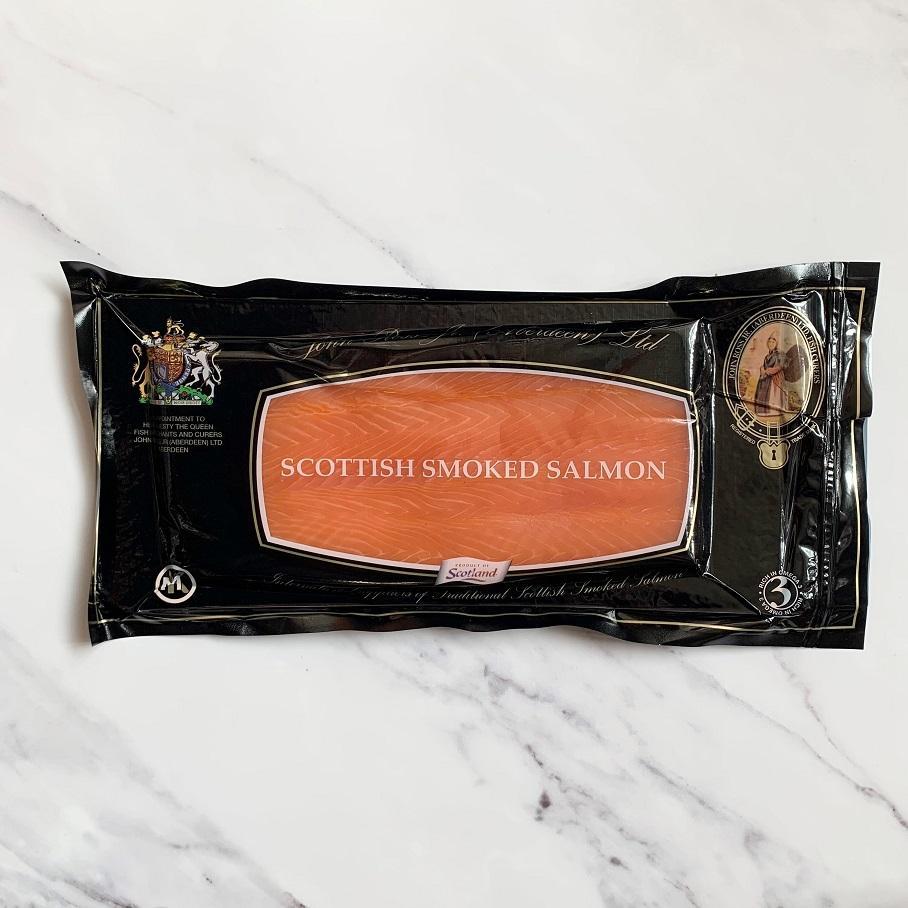 John Ross Jr Smoked Salmon – 400g