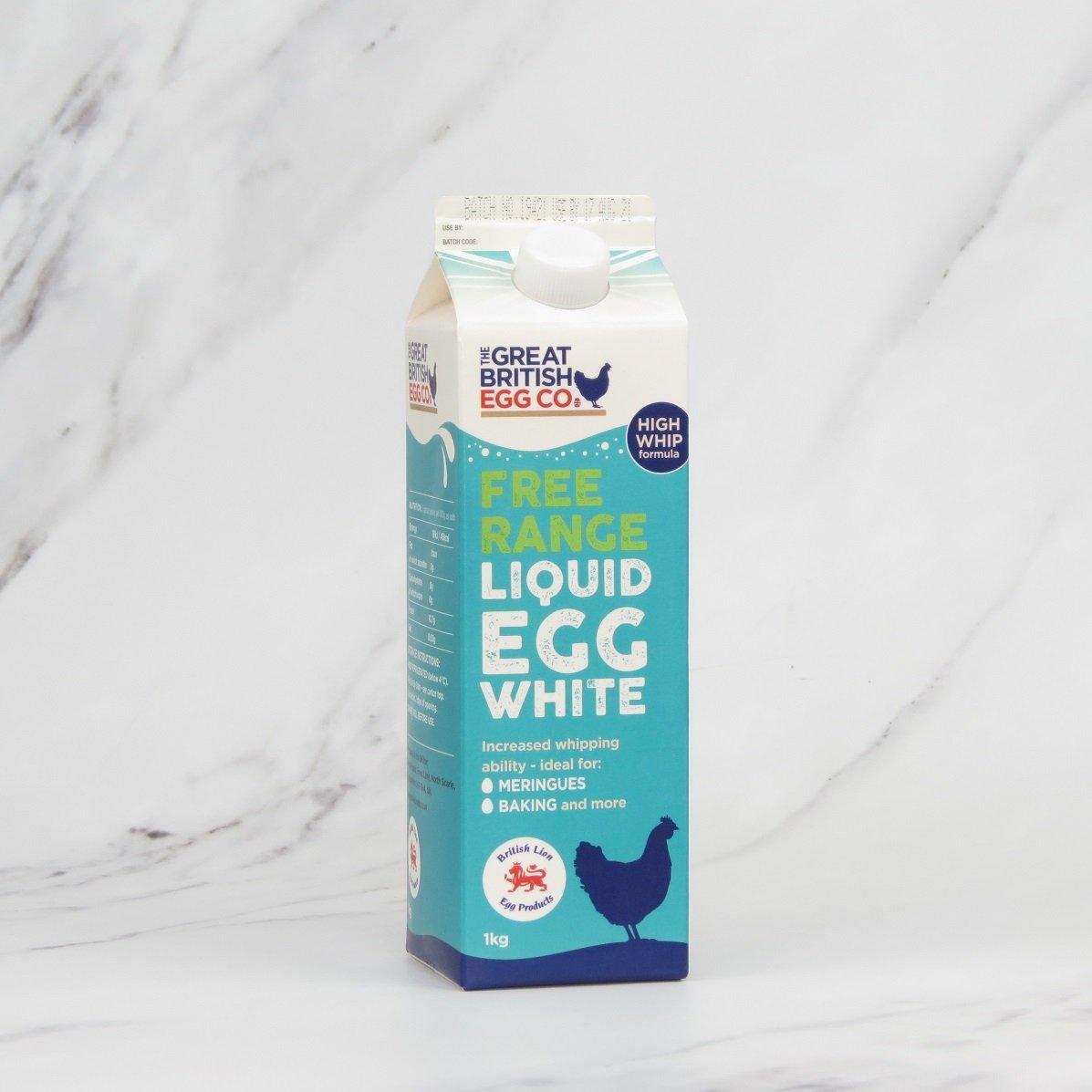 Liquid Egg White (Free Range) – 1 Litre