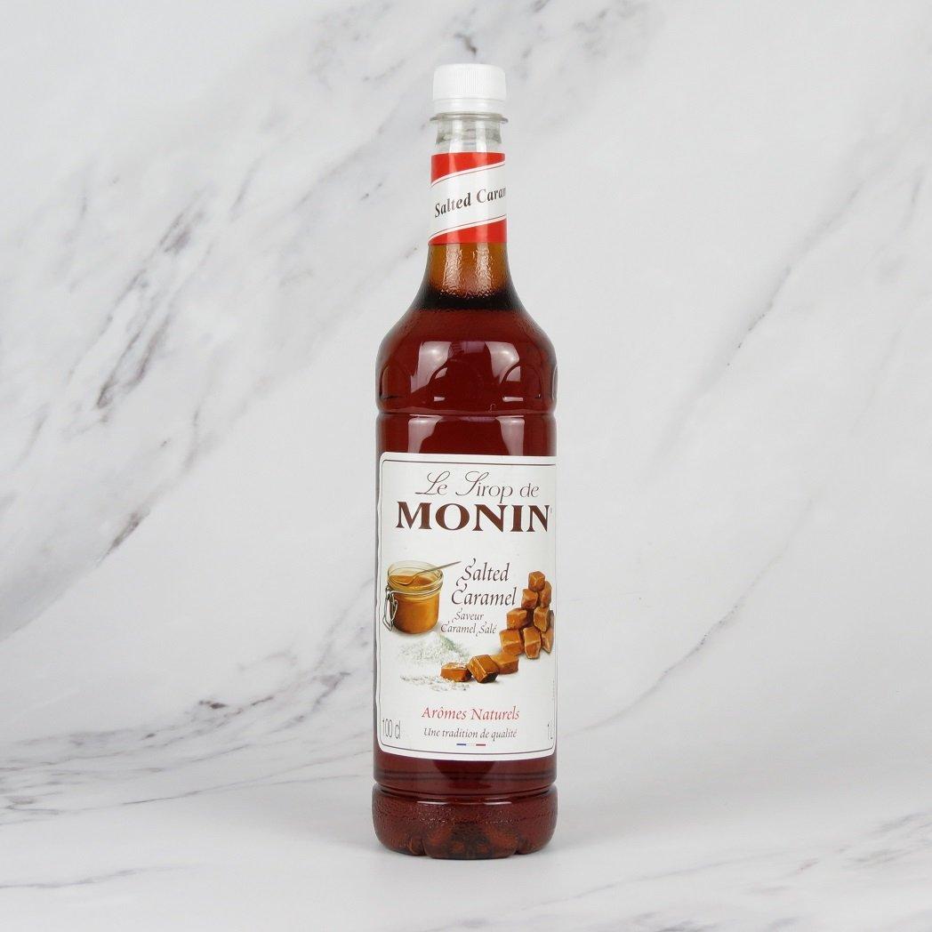 Monin Salted Caramel Syrup – 1 Litre