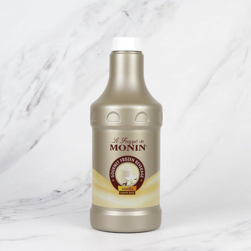 Monin Vanilla Frappe – 1.89ltr
