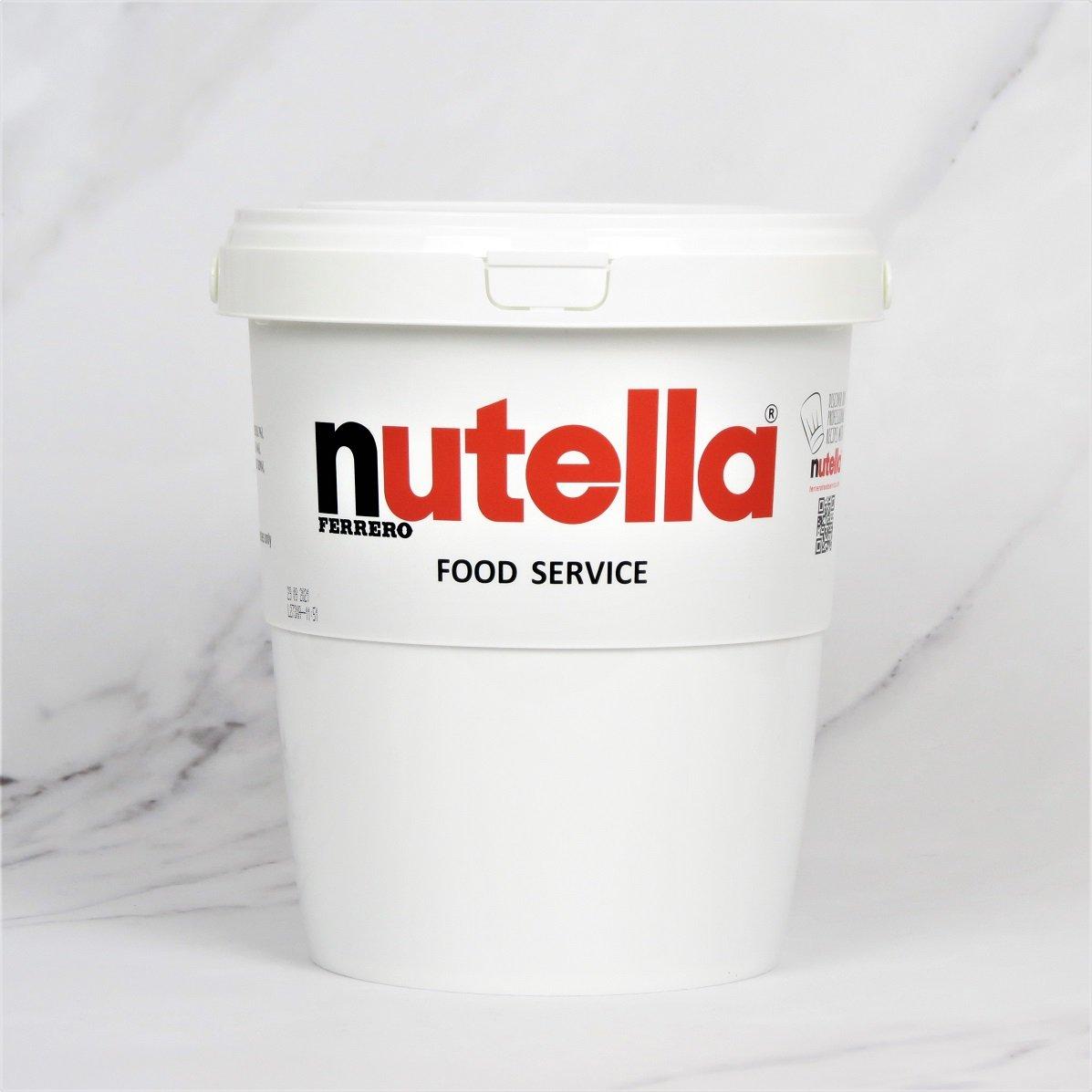 Bulk 3kg Nutella Hazelnut Spread – 3kg