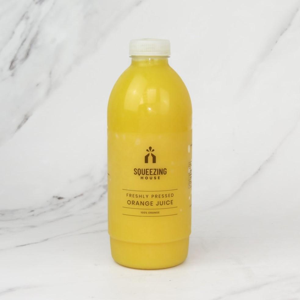 Freshly Squeezed Orange Juice – 1ltr