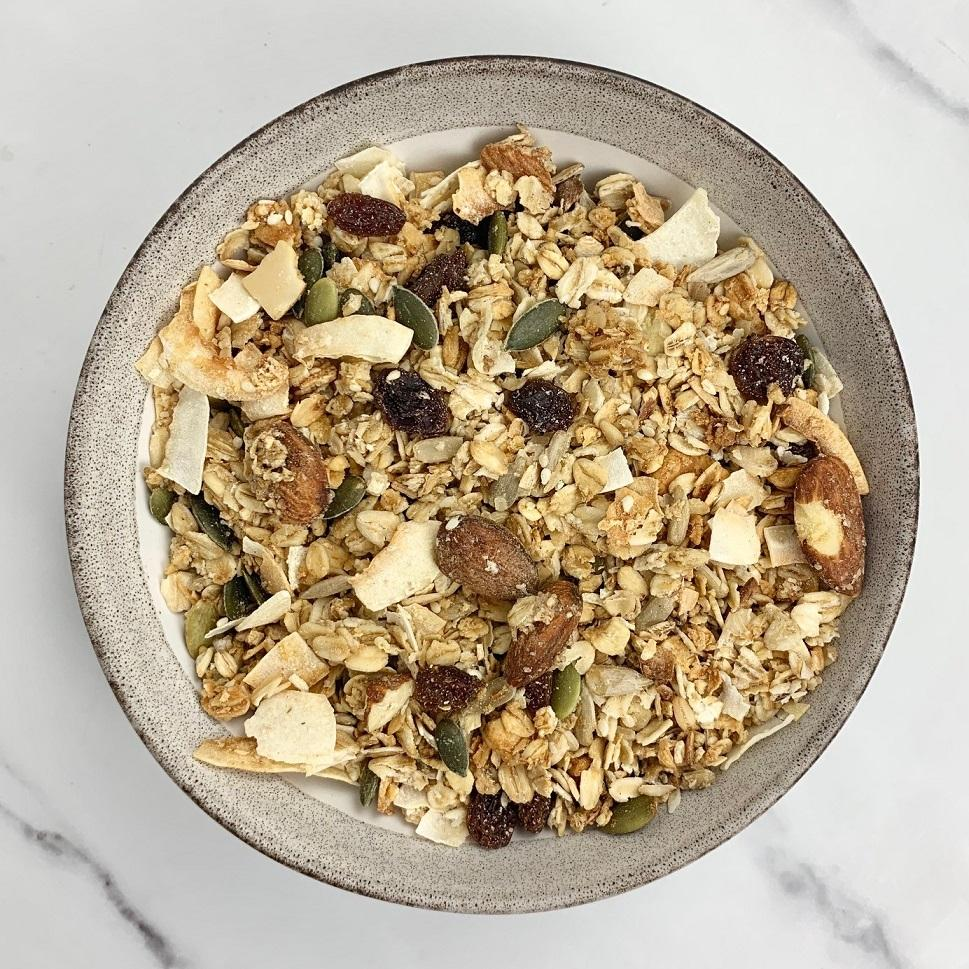 Organic Nutty Granola – 1kg
