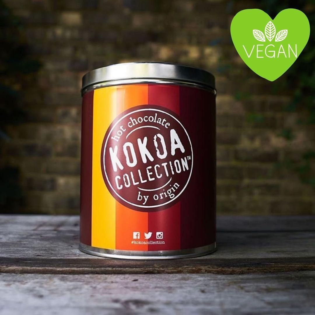 1KG Organic Vegan Hot Chocolate Powder (Kokoa Collection)
