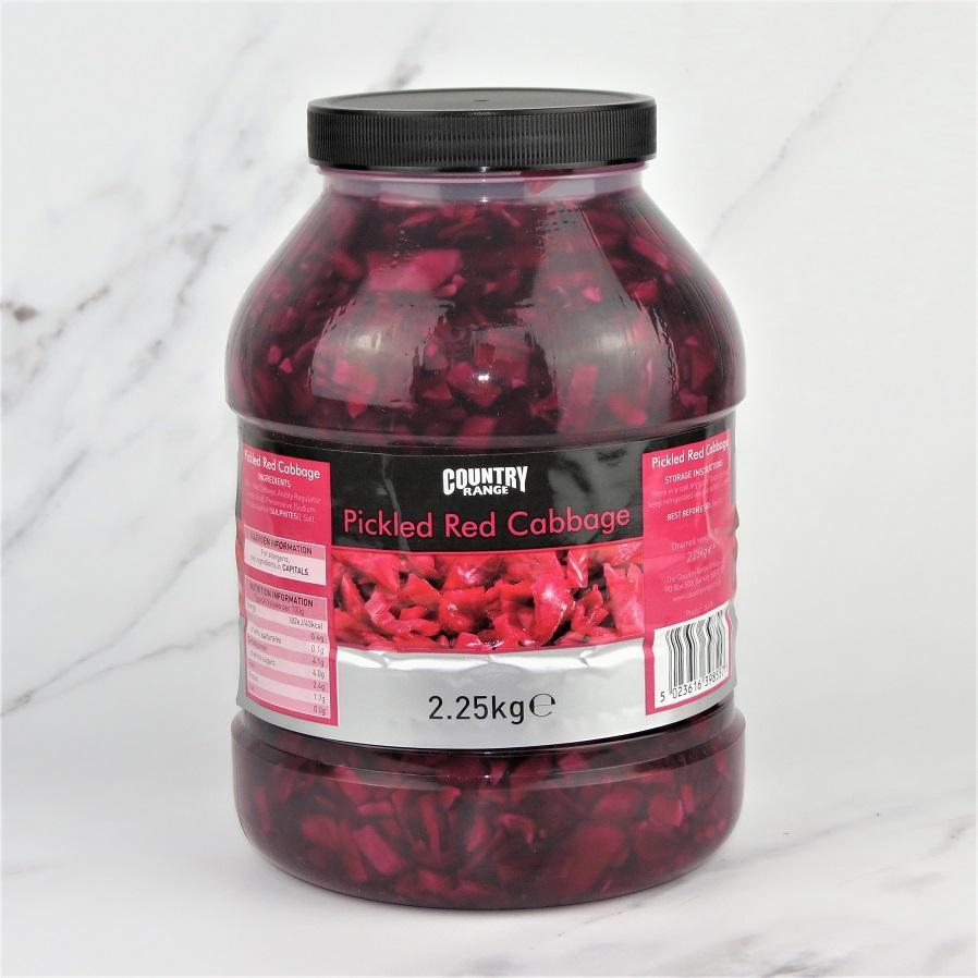 Pickled Red Cabbage – 2.25kg