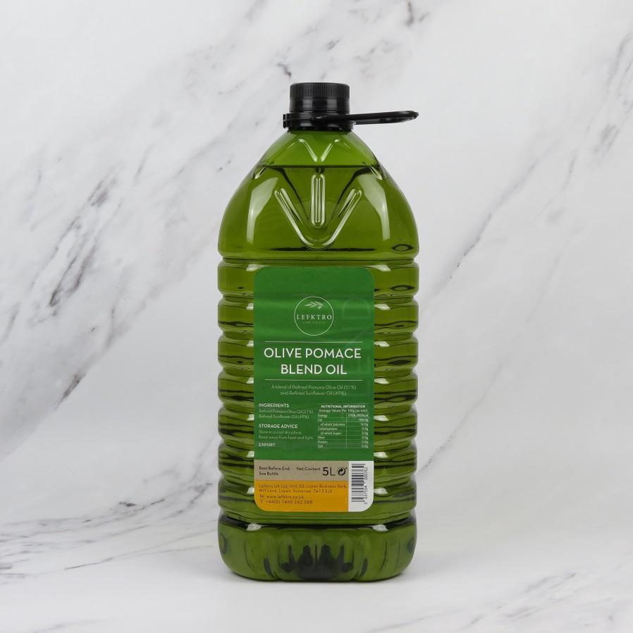 Pommace Olive Oil – 5ltr
