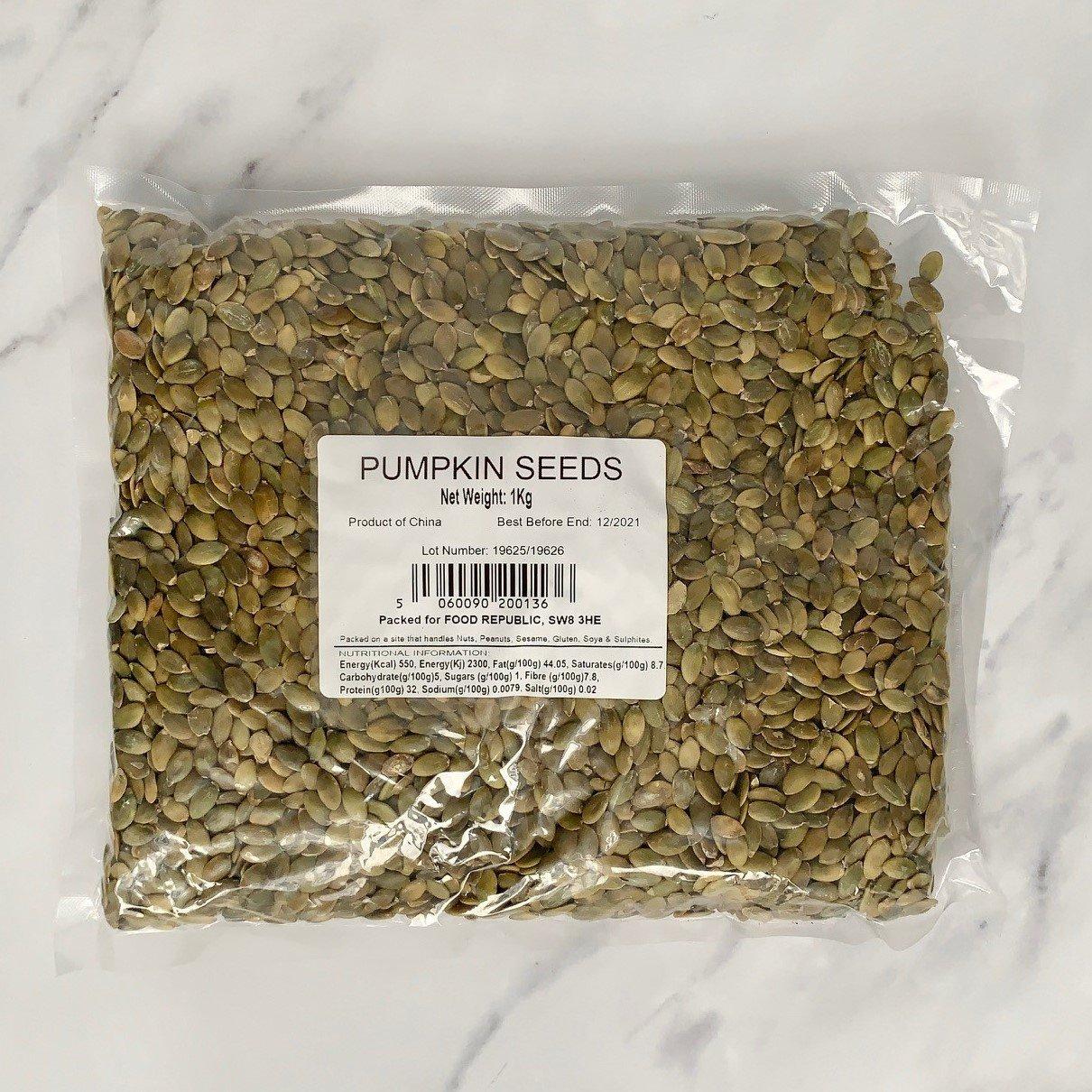 Pumpkin Seeds – 1kg
