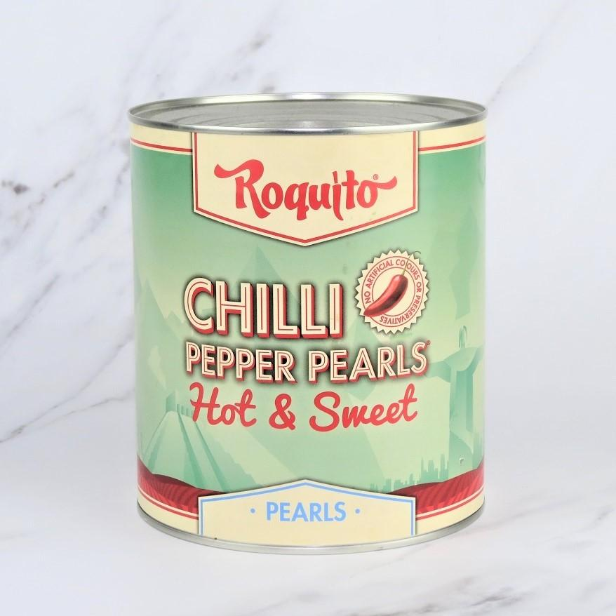 Piquante Chilli Pepper Pearls – Hot & Sweet – 3kg