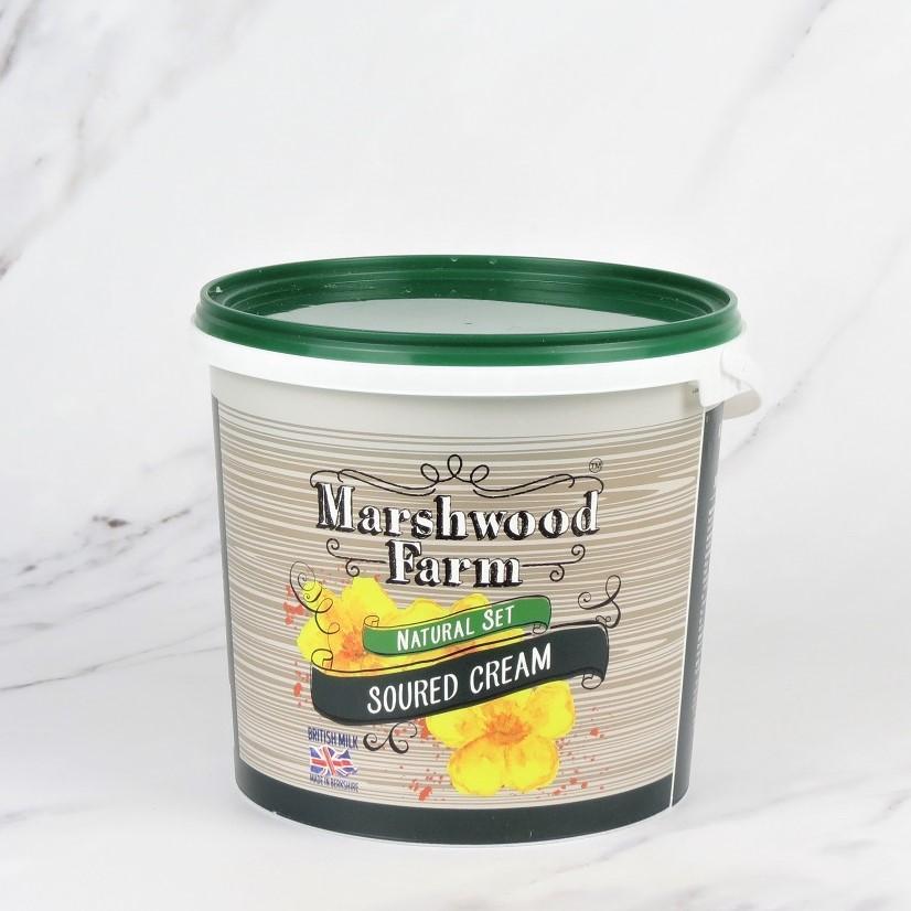 Sour Cream – 2kg