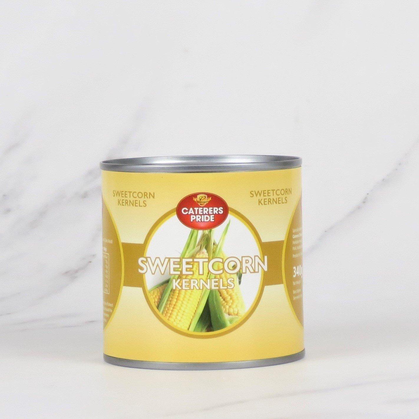 Sweetcorn Kernels – 12 x 340g