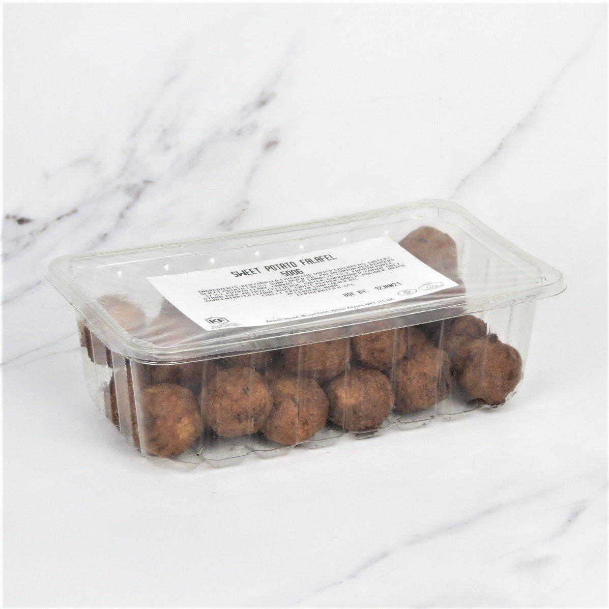 Sweet Potato & Sultana Falafel – 500g