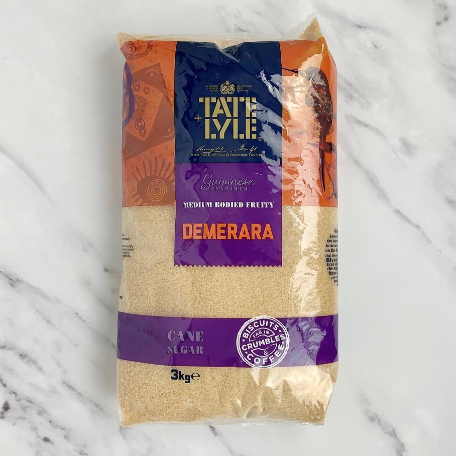 Demerara Sugar – 3kg