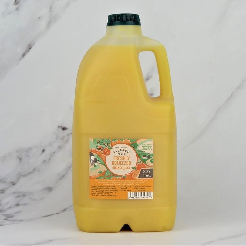 Freshly Squeezed Orange Juice – 2.27 Litre