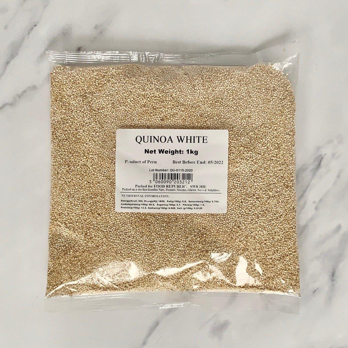 White Quinoa – 10 x 1kg