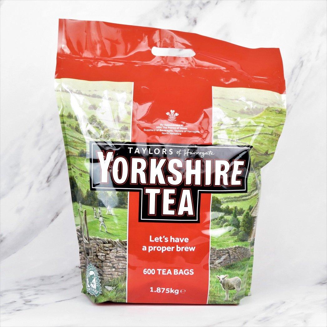 Yorkshire Tea – 600 bags
